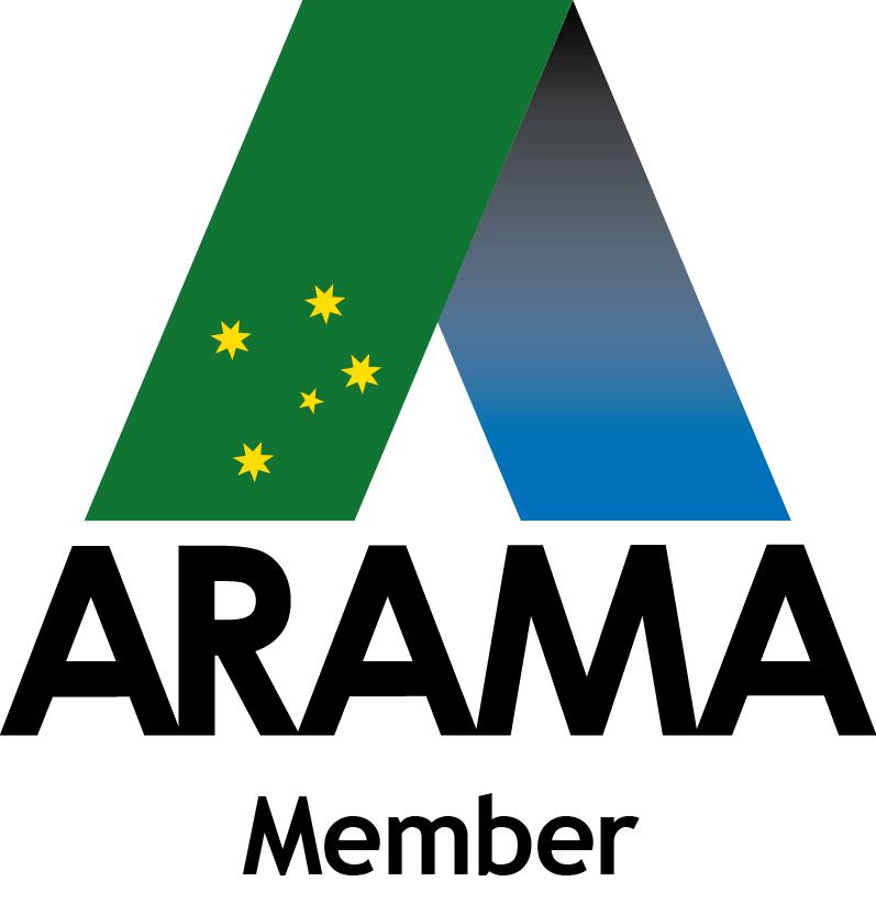 Arama member logo