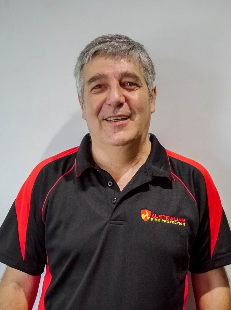 Nick from Australian Fire Protection