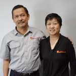 Pat and Iris from Australian Fire Protection