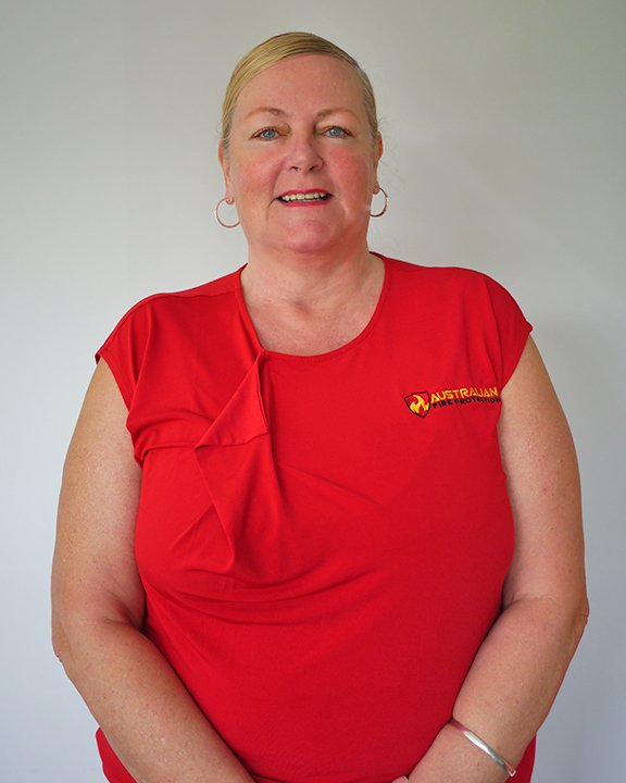 Deb from Australian fire protection