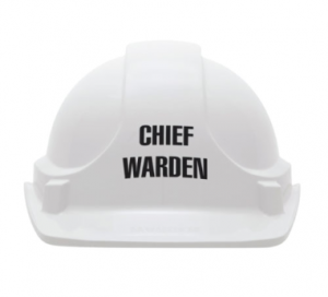 Chief Warden Helmet