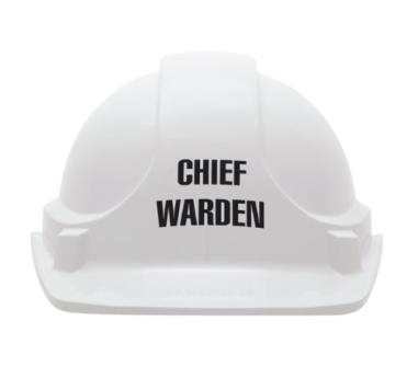 Chief Warden Helmet