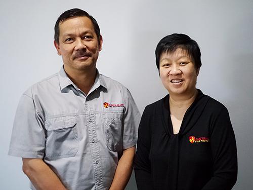 Directors of Australian Fire Protection